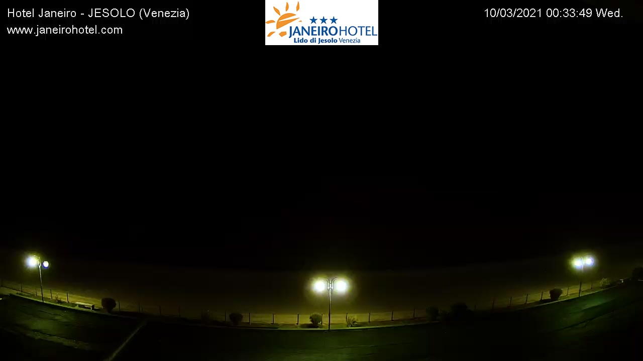 Webcam al Lido di Jesolo (VE)